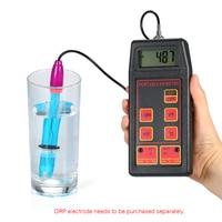 Aquarium PH meter portable ORP/TEMP Meter Temeperature Tester Water Quality Monitor Detector Digital Tri Meter Multiparameter