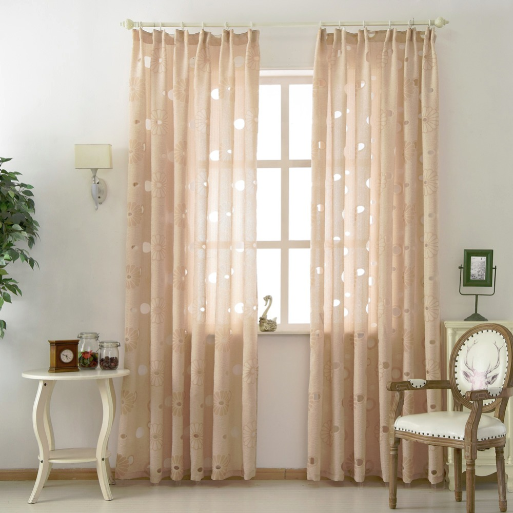 All products bedroom bedroom decor window treatments curtains - Floral Curtains Curtain Decoration Bedroom Room Curtain Window Treatments Kitchen Ready Living Modern Black Fabric