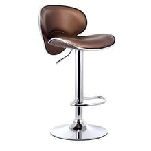 La Barra Bancos Moderno Sgabello Cadir Sedia Comptoir Silla Hokery Leather Stool Modern Cadeira Tabouret De Moderne Bar Chair