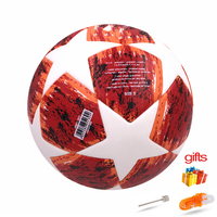 2018 2019 Premier Soccer Ball Official Size 5 Football Goal League Balls Training Balls voetbal bola de futebol champion