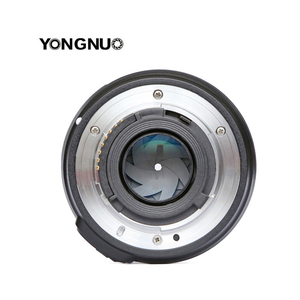 Image 5 - YONGNUO YN 50mm YN50mm F1.8 Lens Large Aperture AF/MF Auto Focus Fixed Lens for Canon EOS or Nikon DSLR Camera