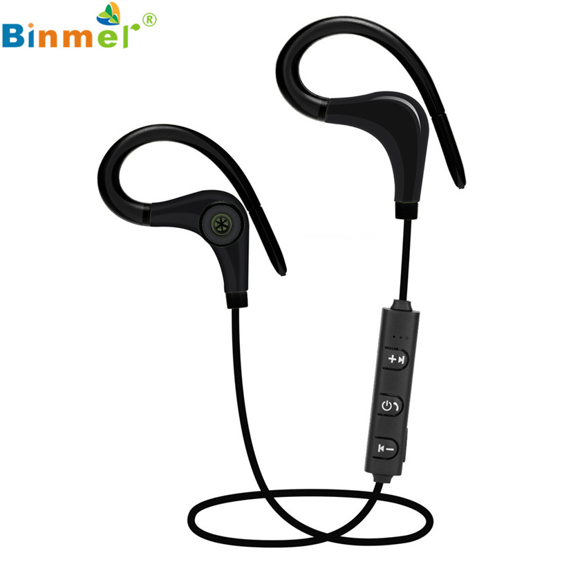 2017 Headphone Wireless Bluetooth Headset SPORT Stereo Earphone For Samsung For LG DE16 Levert Dropship E21#3 ...