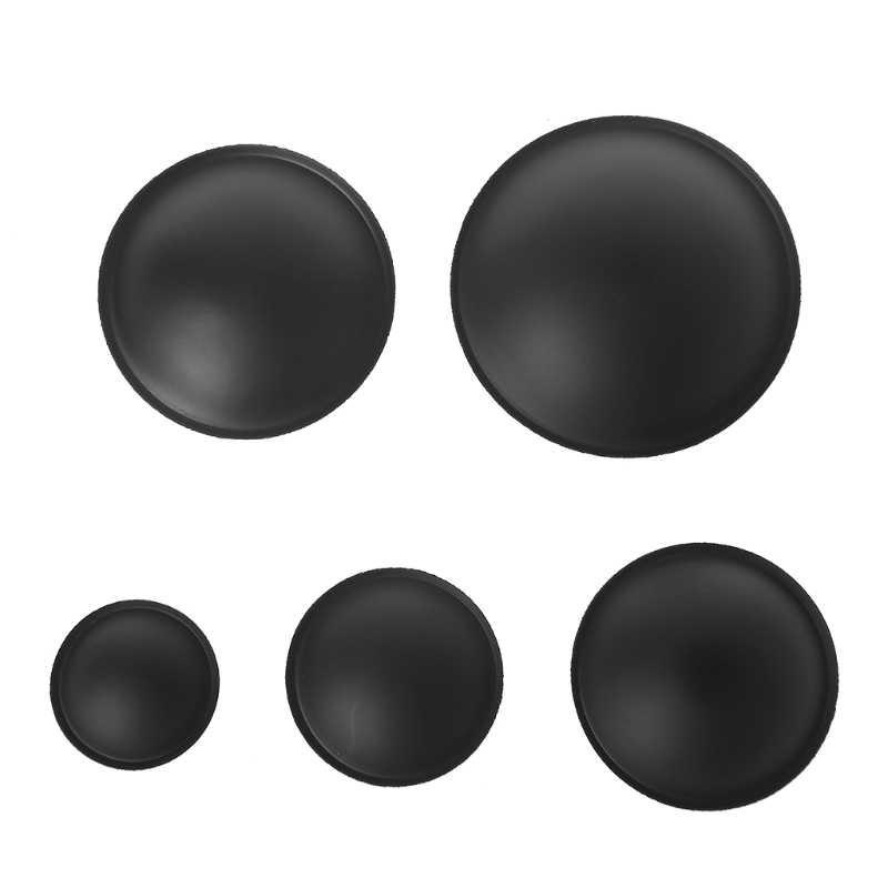 Nuevo 2 piezas 35mm ~ 75mm altavoz de Audio Woofer altavoz Domo papel tapa de polvo cono cubierta