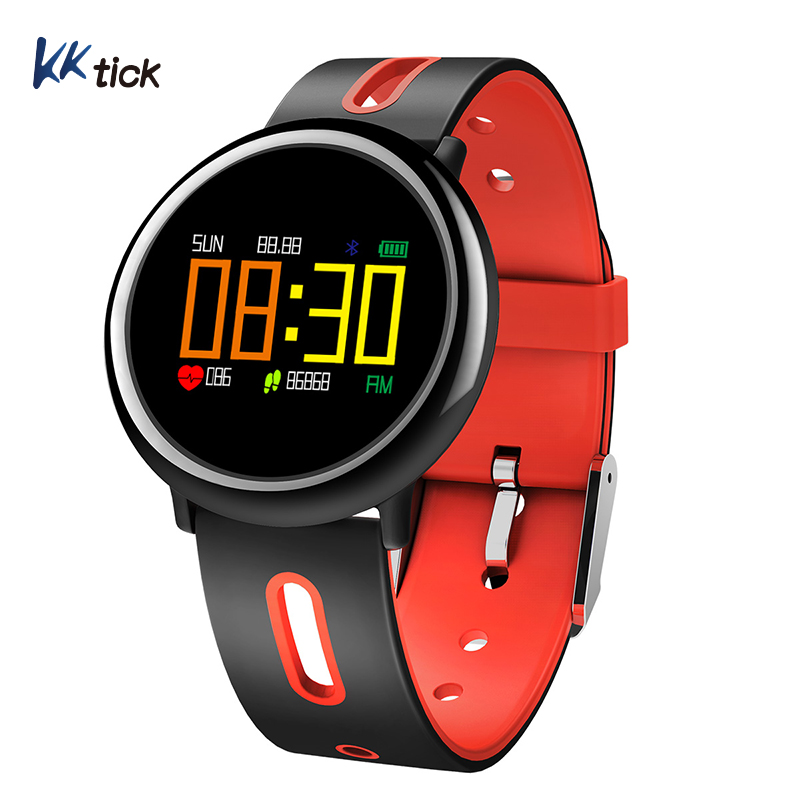Smart Watch Bluetooth 4.0 Heart Rate Monitor Blood pressure monitoring Sleep monitoring For Android IOS VS DZ09 jaysdarel heart rate blood pressure monitor smart watch no 1 gs8 sim card sms call bluetooth smart wristwatch for android ios