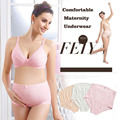 Maternity Underwear Panty for Pregnant Women Cotton High Waist Belly Support Pregnancy Clothing Gravida Lingerie