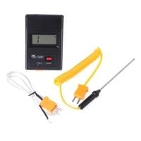 TM-902C K Digitale LCD Thermometer-50 tot 1300 Temperatuur met Thermokoppel Sensor