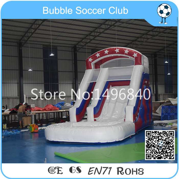 Professional Supplier Giant Inflatable Slide, Giant Inflatable Water Slide For Adult, Inflatable Jumping Slide custom inflatable water park giant inflatable floating slide inflatable aqua slide for kids and adults