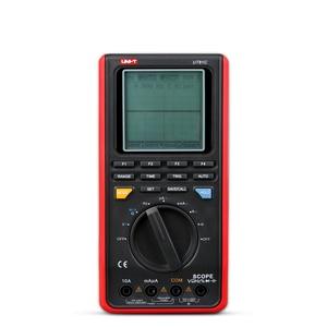 Image 3 - UNI T UT81B UT81C Handheld Oscilloscope Digital Multimeter Real Time Sample Rate AC DC Resistance Capacitance Frequency Meter