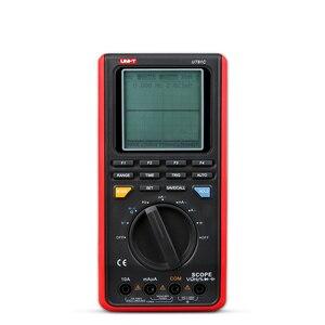 Image 3 - UNI T UT81B UT81C يده راسم الذبذبات الرقمية المتعدد الوقت الحقيقي عينة معدل التيار المتناوب تيار مستمر المقاومة السعة التردد متر