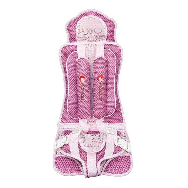 Детские Сиденья Безопасности Автомобиля 1-6 Лет/Медведь Стиль Baby Car Seat Портативный и Удобный Младенческая Baby безопасности Младенческой Сиденье Автомобиля Включает