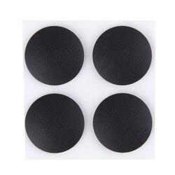4 stücke OEM Bottom Fall Gummi Fuß Pad Notebook Laptop Füße Ersatz Kissen Runde Matte für Macbook Pro Retina A1398 a1425 A1502