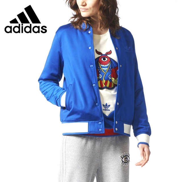 01d705345 Original New Arrival 2018 Adidas Originals EM Bomber Women's Jacket  Sportswear