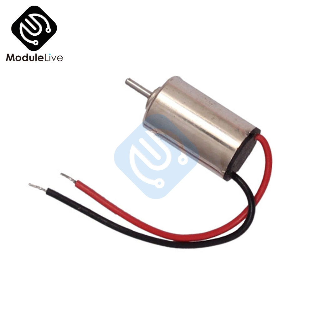 DC 1.5V 3V Micro DC <font><b>Motor</b></font> <font><b>610</b></font> Hobby Gear Toy <font><b>Motor</b></font> High Speed Brushless DC <font><b>Motor</b></font> New High Quality image