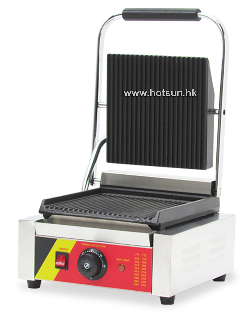 Free Shipping Commercial Non-stick 220V Electric Contact Grill Panini Sandwich Press Plate Machine чайник bohmann bh 9996 blue