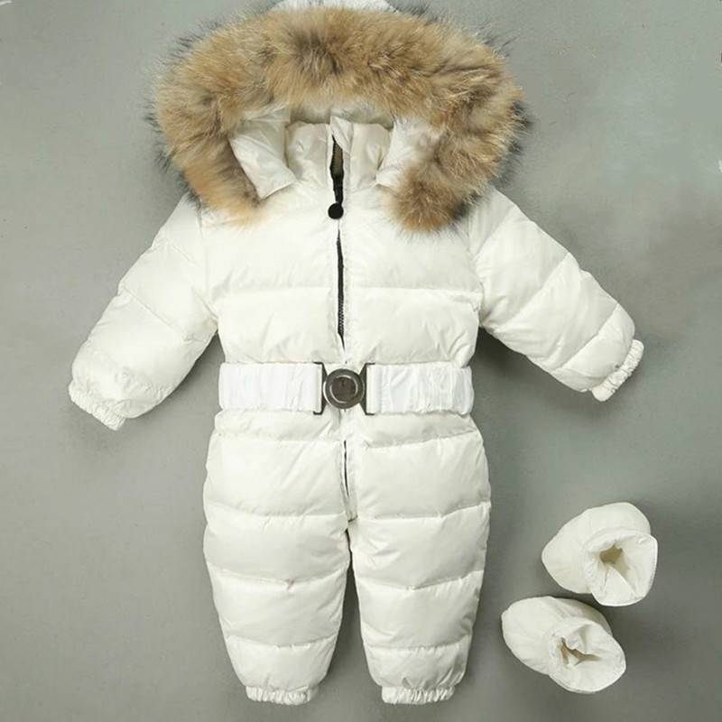 2019 New Style Down Jacket for Newborn Babies Boys and Girls Warm Siamese Down Jacket Thick Fur Collar Jacket Winter Down Jacket2019 New Style Down Jacket for Newborn Babies Boys and Girls Warm Siamese Down Jacket Thick Fur Collar Jacket Winter Down Jacket
