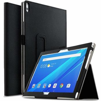 Tab 4 10 Plus TB-X704 TB-X304 Tablet caso cubierta de cuero PU soporte Capa para Lenovo TAB4 10