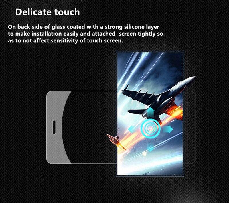 Full Cover Tempered Glass For Huawei Nova / Nova 2 Plus NovaPlus Nova2 Screen Protector Protective Film Color White Golden Black