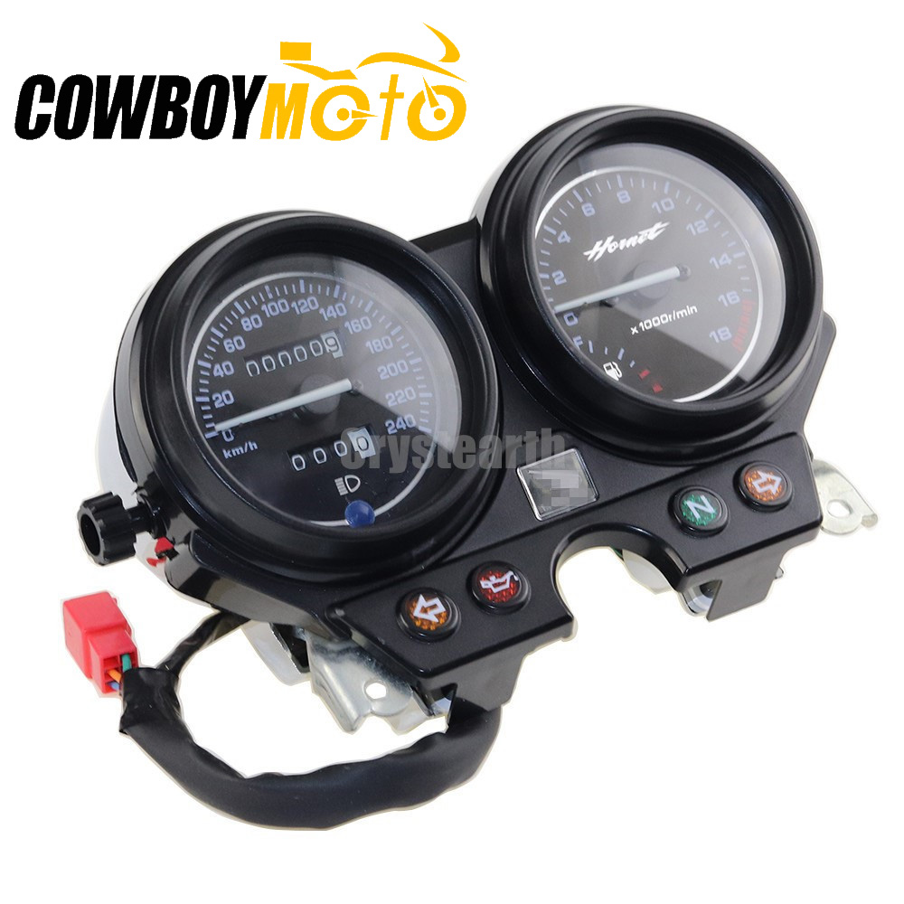 240 km/h Speedometer Tachometer Instruments Gauge Kit For Honda CB600 Hornet 600 2000-2006 2001 2002 2003 2004 2005