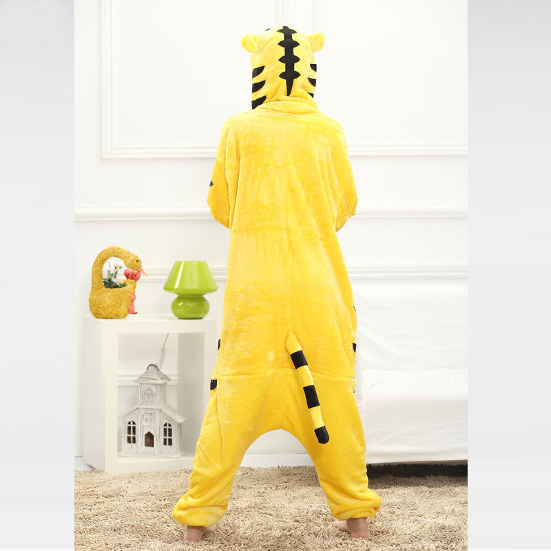 tiger onesie for women