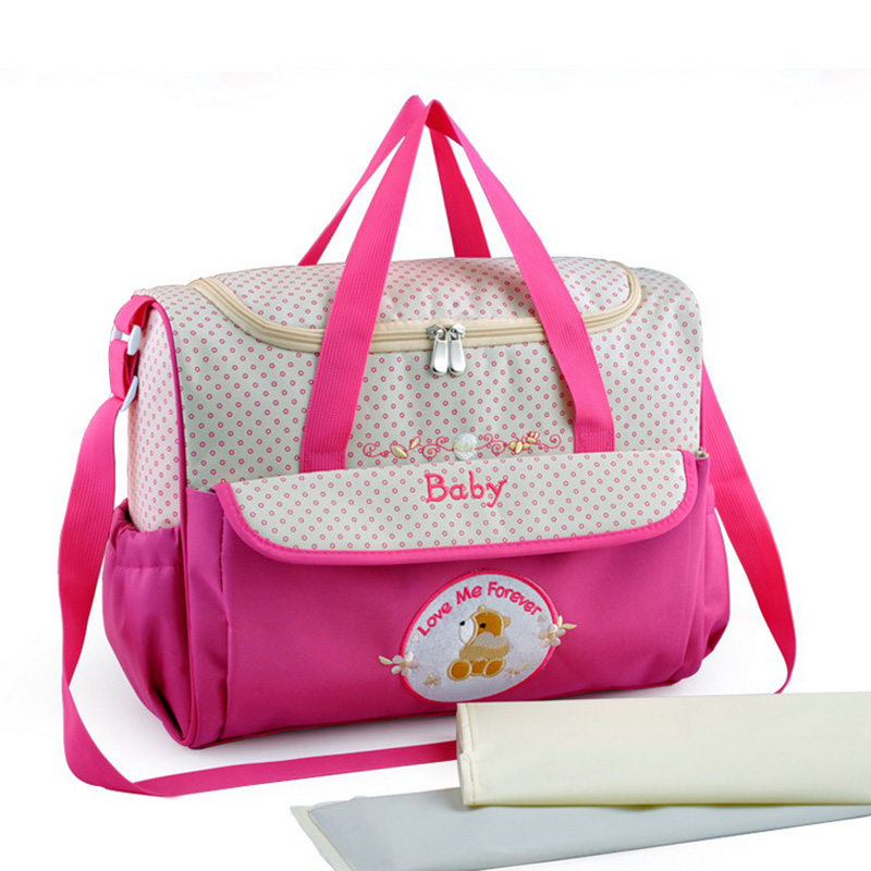 Diaper Bags Multi Functional Mom Bag Waterproof Mummy Tote Shoulder Brand Mother Handbags Free Shipping In From Kids On