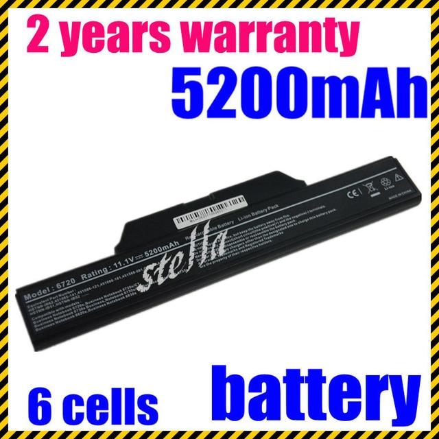 JIGU НОВЫЙ 6 CELL Аккумулятор для Ноутбука Compaq 615 Compaq 610 Compaq 550 6720 6720 s 6730 6735 s 6820 6820 s 6830 6830 s