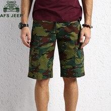 Afs Jeep Marque 2018 Shorts Hommes Denim Shorts Armée Muilti-poche  Camouflage Bermudas Masculina Hommes de Culotte Courte Homme . 3f3d2d994b40