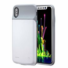 3200mAh Audio Rechargeable Battery Charging Case for iPhone X XS Xr Xs Max Ultra Slim Protective Case Power Pack