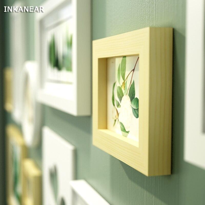Aliexpress.com : Buy Photo Frames Modern Love Leaf Pastoral Green ...
