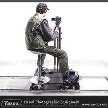 Twzz пилотируемых электрической слайдер Камера Долли трек фильма моторизованный железнодорожных руководство Дистанционное управление стопы Управление