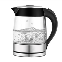 Glass Electric Kettle 220V Anti Dry Protection Auto Off Kettle High Quality Teapot Water Heater 1