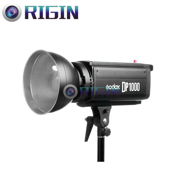Godox Studio Flash DP Series Flash DP1000 Max Power 1000WS GN92 Wireless control port Free Shipping