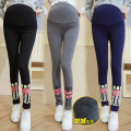 legging maternity clothes pregnancy clothes Velvet thick maternity leggings female-fashion-clothes