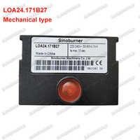 LOA24.171B27 mechanical control box burner sequencer PLC control box for oil burner replace SIEMENS/SUDICK LOA24.171B27