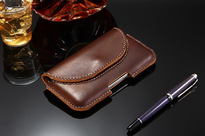 Belt Clip Genuine Leather Waist Holder Flip Cover Pouch Case For Google Pixel 3 XL Pixel 2 Pixel XL Nexus 6P Nexus 5X