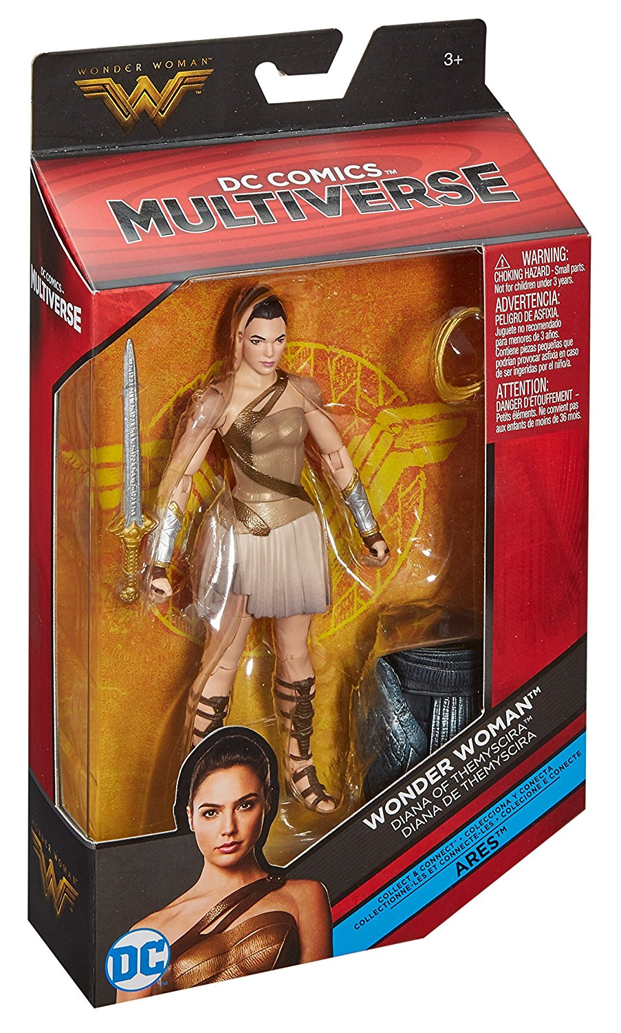 Original Garage Kit 6'' Figurine DC Comics Multiverse Wonder Woman Princess Diana Toy Collectible Action Figure Doll Model Gifts dc super hero girls wonder woman 9 training pvc action figure doll collectible model toy christmas gifts a162