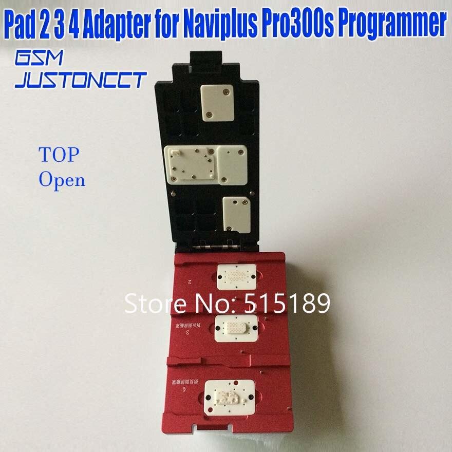 Nouveau boîtier IP Pro 3000 S NAND Flash adaptateur de Module sans retrait pour iPad 2/3/4 5 6 iPad Air 1 2 Naviplus Pro3000s NAND outil de réparation - 4