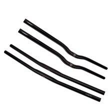 UD matt Full Carbon Kleine durchmesser MTB Flachen Anstieg 25,4*42/44/46/48/50 /52/54/56/58/60/62/64/66/68/70 cm Mountainbike Lenker