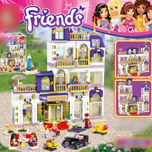 Buy Lego Friends 41101 Hotel Grand And Get Free Shipping On