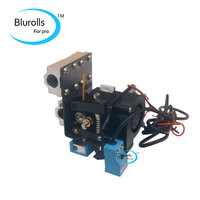 Reprap Prusa I3 Anet A8 3D Printer Auto Leveling Extruder Assembly Kit With Silicone Sock All