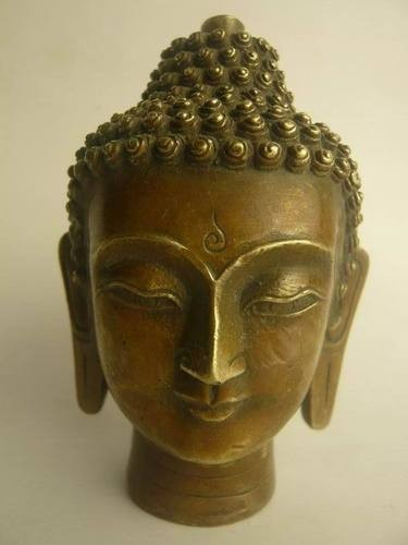 "Gautama Bouddha-Méditation Tag Collier Pendentif avec 22/"" pouces chaîne Free Ship"