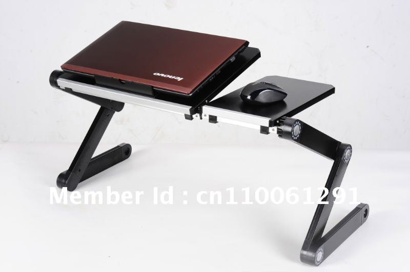 Superbe Laptop Table For Bed,laptop Table For Couch,folding Laptop Table,laptop Lap  Desk,computer Stands In Computer Desks From Furniture On Aliexpress.com ...