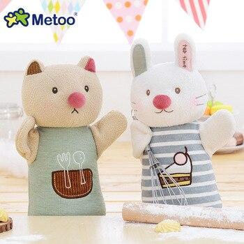 Мягкая плюшевая игрушка на руку Metoo 3