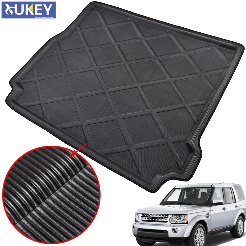Boot Cargo Liner Trunk Floor Mat Tray For Land Rover