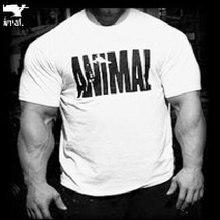 Koszulka na siłownię ANIMAL