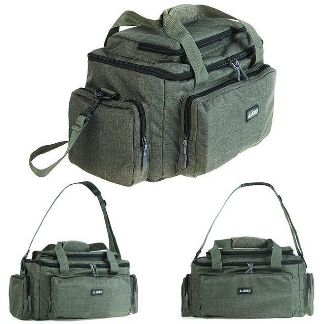 Large Capacity Multifunctional Fishing Bag Nylon Cloth Shoulder Messenger Reservoir Fishing Tackle Reel Lure Camera Storage Bag
