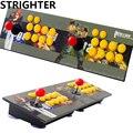 Joystick de arcade pc Joystick jogo de computador conector usb King of fighters Estacionária Dupla Consoles Consoles usb para PC