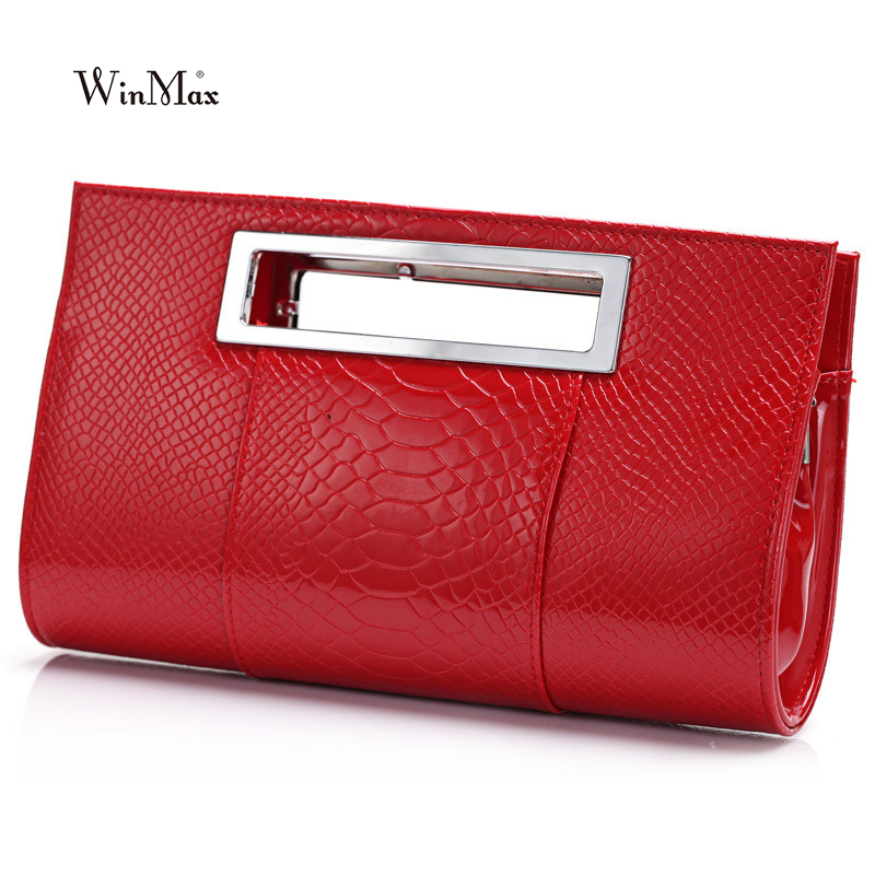 New Brand Women Leather Handbags Fashion Solid Alligator Design Day Clutches Bags for Lady Female Clutch Evening Party Bags yuanyu 2018 new hot free shipping pearl fish skin long women clutches euramerican fashion leisure female clutches