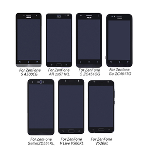 Image 1 - Asus の Zenfone 5 Lcd ディスプレイ + タッチスクリーンデジタイザアセンブリのための Asus の Zenfone 5 A500CG V500KL V520KL ZS571KL ZC451TG ZC451CG ZD551KL
