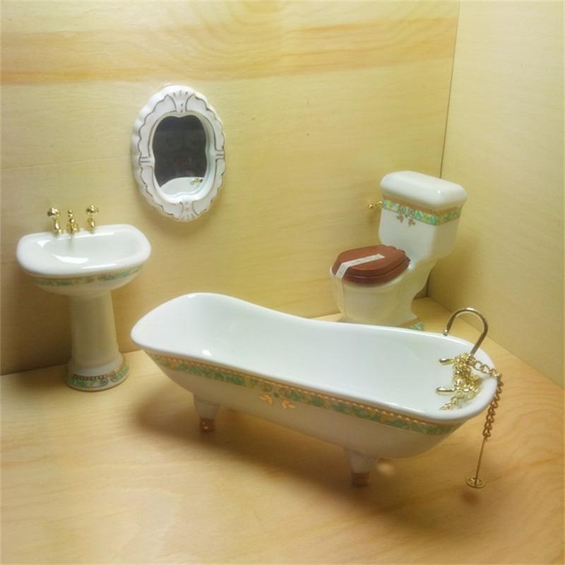 Doub K 시뮬레이션 순수한 화이트 골드 꼰 세라믹 - 역할연기 - 사진 2