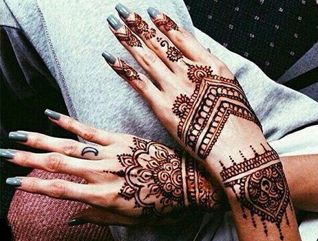 Mehndi Tattoo Temporary : 9 color design sex mehndi henna tattoo paste indian cone body